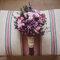 Bouquet con fiori e piante