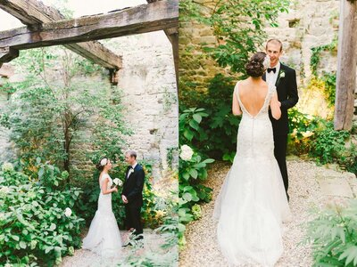 Chateaus and Champagne: Ines + Oliver´s Wedding in France