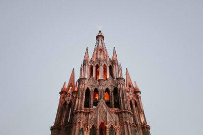 Playlist de boda inspirada en San Miguel de Allende y sus rincones más cool