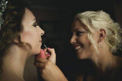 6 trucos para que tu maquillaje aguante en una boda de verano