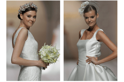 La magia de Pronovias materializada en preciosos vestidos de novia 2015