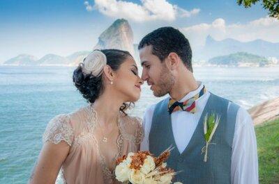 Os 10 melhores lugares para casar no Rio de Janeiro de frente para o mar: deslumbrantes!