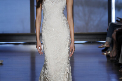 Ines Di Santo´s Spring/Summer 2015 Bridal Collection: A Garden of Delights
