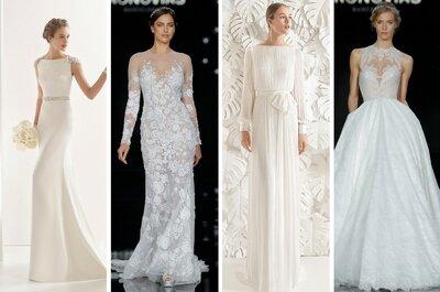 Vestidos de novia en Bogotá: las 9 mejores tiendas