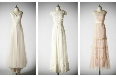 BHLDN's Stunning Spring 2013 Wedding Dress Designer Collaborations