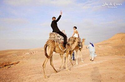 Hochzeit in Marrakesch - exotisch und unvergesslich!