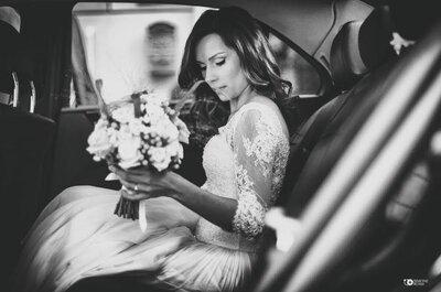 8 piccoli dettagli che tutte le spose dimenticano nel giorno delle nozze