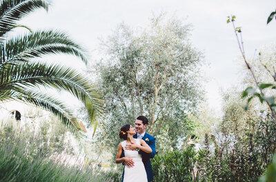 ¿Qué es un reportaje de boda sin detalles? ¡Viva la originalidad!