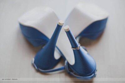 Come scegliere le scarpe da sposa per il tuo matrimonio: ecco i 5 segni distintivi