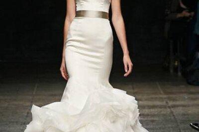 Colecção de vestidos de noiva Lazaro Outono 2013: os nosso top 8