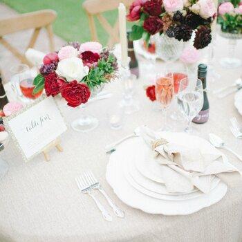 Tischdekoration für Ihre Hochzeit 2015: Die besten Tipps für ein gelungenes Bankett!