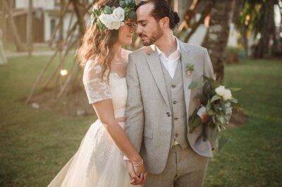Cómo hacer que la planeación de tu boda sea de lo más sencillo