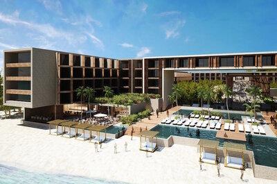 12 de los mejores hoteles para boda en Playa del Carmen: Una experiencia multisensorial