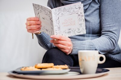 Le Petit Guide du Mariage, nouvel outil indispensable pour organiser son jour J  en toute sérénité