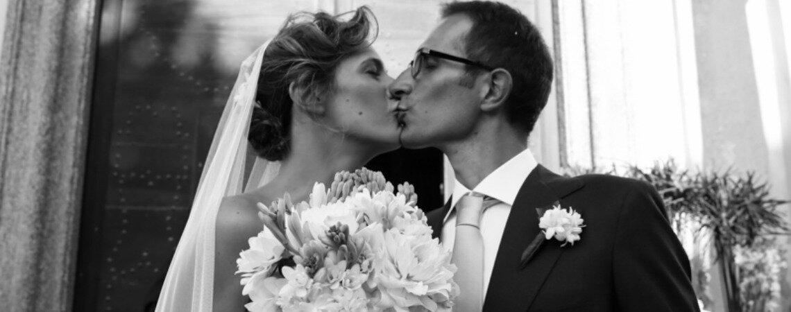 Un amore sbocciato tra i fornelli: le nozze di Martina e Vito
