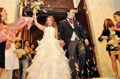 Día de la boda: ¿a quién pedirle ayuda con los detalles?
