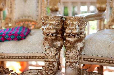 El espíritu opulente y colorido de la India en tu boda: Conoce la tendencia Bollywood para ese día mágico