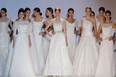 Suknie ślubne 2014: kolekcja Franc Sarabia
