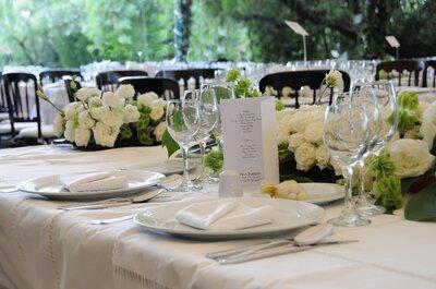 El banquete de tu boda: ¡La mejor gastronomía con tu estilo propio!
