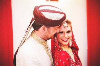 ¿Imaginas casarte en más de 30 países? ¡No te pierdas las increíbles fotografías de esta pareja!