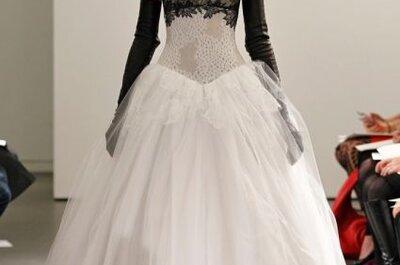 Vanguardistas vestidos de novia Vera Wang 2014