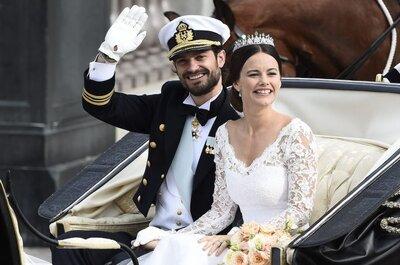 Los vestidos de novia de la realeza europea en los últimos 100 años: elegancia y sofisticación