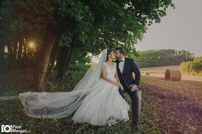 Fotograf ślubny w Olsztynie- Top 10!