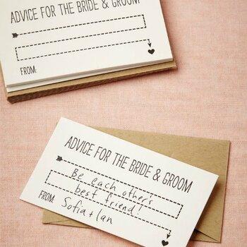 Sugerencias para la papelería de tu boda