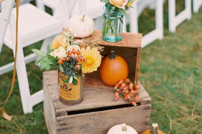 Come decorare un matrimonio a tema Halloween: