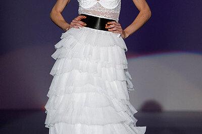 Collection Impératrice 2013 : lingerie de mariée sexy