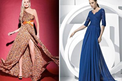 Tendências para vestidos de festa 2013