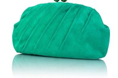 Colourful clutch bags - Michelle Obama fashion