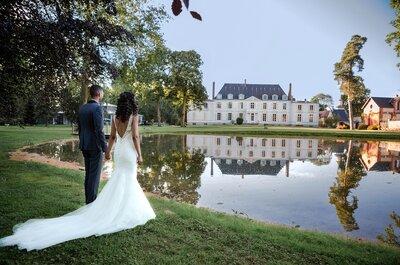 Le Château Barthélemy, une demeure de caractère près de Paris au charme exceptionnel