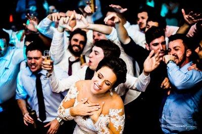 Músicas de casamento brasileiras: a playlist definitiva para quem AMA o som da nossa terra!
