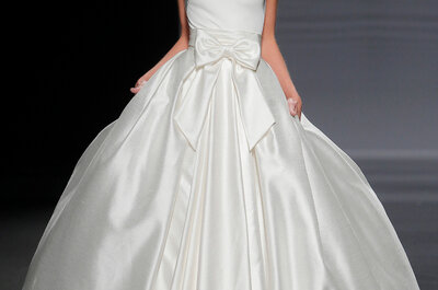 Robes de mariée Rosa Clará 2014 – Bridal Week de Barcelone 2013