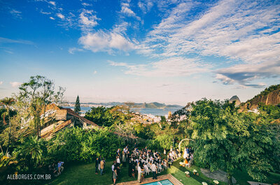 Os 10 melhores lugares para se casar em Santa Teresa e no centro do Rio de Janeiro