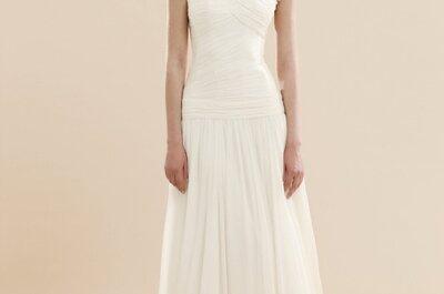 Abiti da sposa come gioielli con Couture Hayez