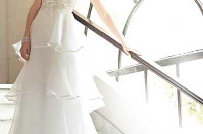 Xafi Coral, alta costura para novias reales