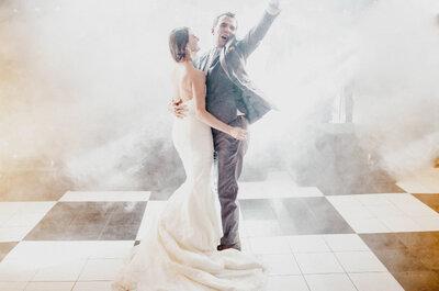 89 canciones para cada momento de la boda: ¡La banda sonora del día más importante de tu vida!