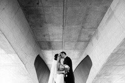 Fotografías de boda que hablan por sí solas: así es el trabajo de Lutton Gant