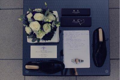 Dank dieser Checkliste vergessen Sie bei den Hochzeitsvorbereitungen wirklich nichts