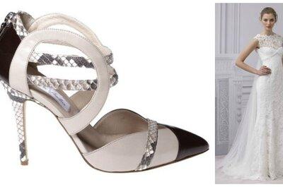 Sapatos by Monique Lhuillier? Sim, é uma boa novidade!