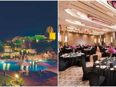 Top 10 wedding hotels in Pune