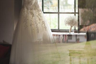 ¿Cómo preservar el vestido de novia después de la boda?