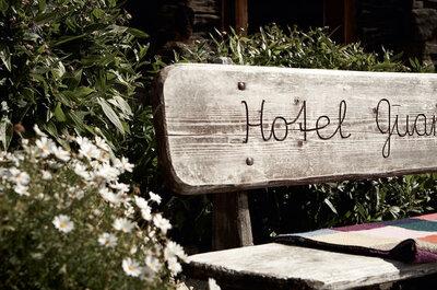 Die perfekte Location für Ihre Hochzeitsfeier in den Schweizer Alpen: Genießen Sie das Hotel Guarda Val in vollen Zügen!
