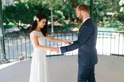 Xuan et Vincent : un mariage champêtre dans un magnifique château aux portes de Paris