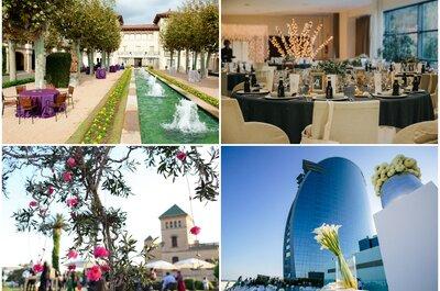 ¿Dónde casarse en Barcelona? Los lugares más espectaculares para tu boda