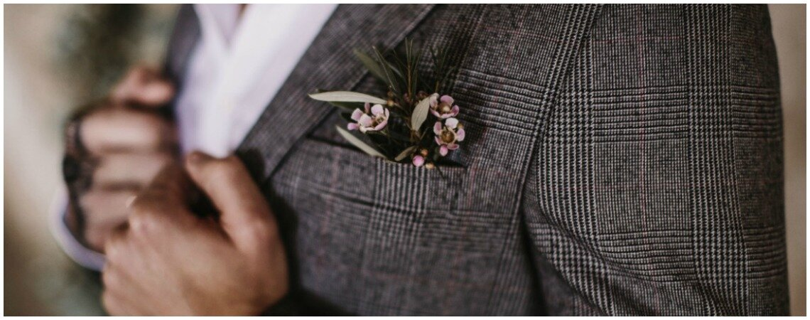 Accesorios para el novio: ¡conviértete en un gentleman!