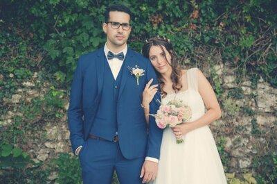 8 fleuristes de mariage à Paris pour des bouquets originaux et raffinés