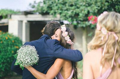 ¿Qué no debe hacer una invitada de boda? ¡6 cosas prohibidas!